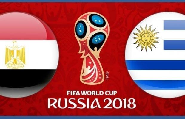 Speltips Egypten Uruguay - bästa odds tips Egypten Uruguay i Fotbolls VM 2018!