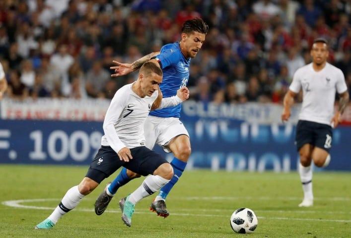 Speltips Frankrike Australien: bästa odds tips Frankrike Australien, 16/6 Fotbolls VM 2018!