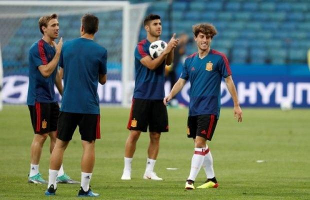 Speltips Iran Spanien