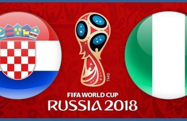 Speltips Kroatien Nigeria - bästa odds tips Kroatien Nigeria i Fotbolls VM 2018!