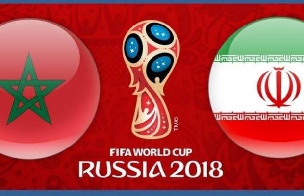 Speltips Marocko Iran - bästa odds tips Marocko Iran i Fotbolls VM 2018!