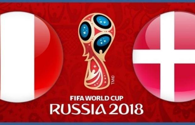 Speltips Peru Danmark - bästa odds tips Peru Danmark i Fotbolls VM 2018!