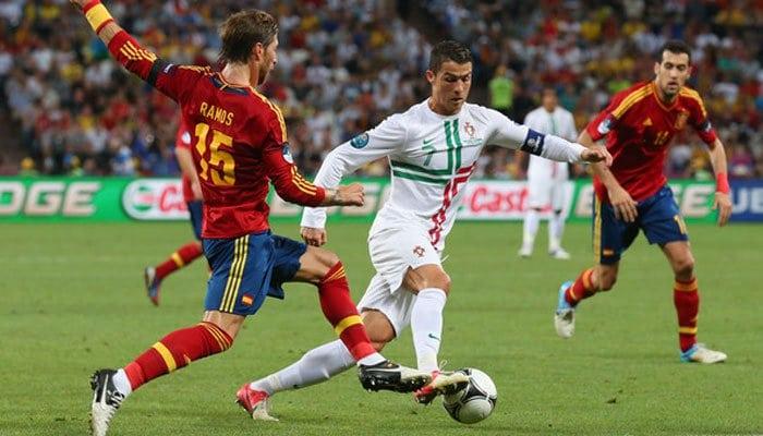 Speltips Portugal Spanien - bästa odds tips Portugal Spanien VM 2018!