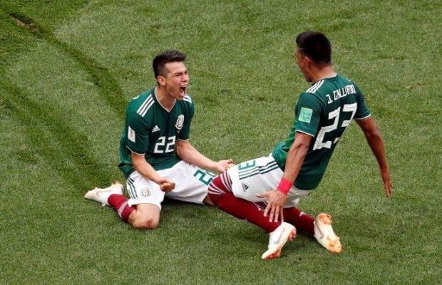 Speltips Sydkorea Mexiko