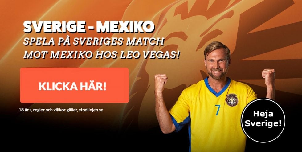 Sverige Mexiko vilken kanal