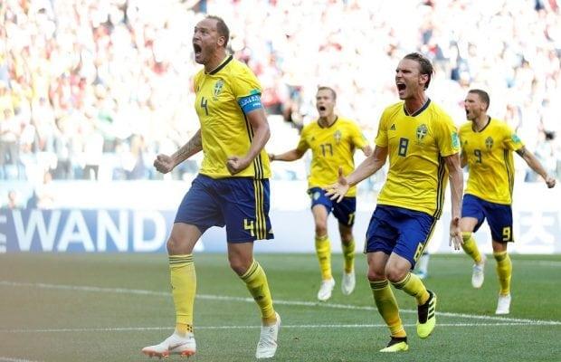 Sverige Tyskland freebet: Spela gratis på Sveriges match mot Tyskland