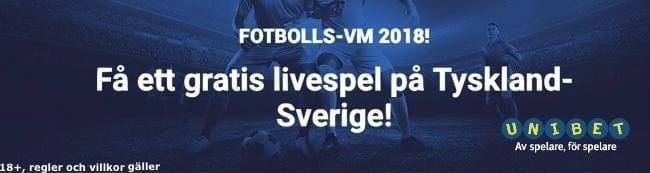 Sverige Tyskland freebet- Spela gratis på Sveriges match mot Tyskland