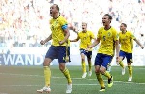 Sverige Tyskland highlights: höjdpunkter & mål Sverige Tyskland VM 2018!
