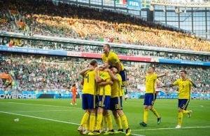 Sveriges VM matcher 2018: datum, kanal & TV tider fotbolls VM 2018!