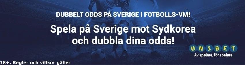 TV tider Sverige Sydkorea - vilken tid visas Sverige - Sydkorea? TV-tid VM 2018!
