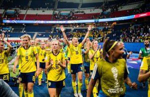 TV tider Sverige Tyskland - vilken tid Sverige Tyskland fotbolls VM 2019 damer?