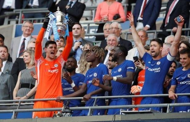 Thibaut Courtois kan lämna Chelsea