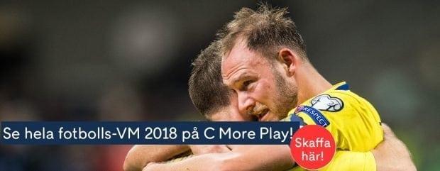 Topp 10 spelare att hålla koll på i VM 2018