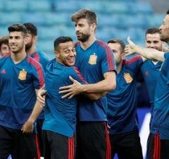 Uppgifter: Barcelona kan komma att värva Thiago i sommar