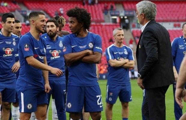 Uppgifter: Eden Hazard kan lämna Chelsea i sommar