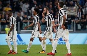 Uppgifter: Higuaín allt närmre att lämna Juventus