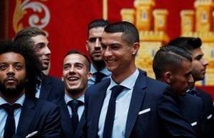 Uppgifter: Manchester United i samtal om återkomst för Cristiano Ronaldo