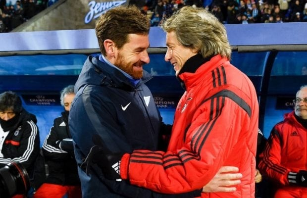 Villas-Boas aktuell för Real Madrid