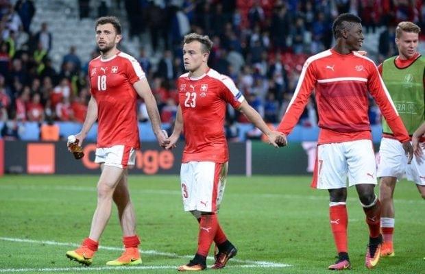 Xherdan Shaqiri vill tillbaka snabbt till Premier League
