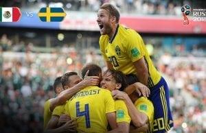 Sverige Mexiko mål höjdpunkter: highlights från Sverige-Mexiko VM 2018!