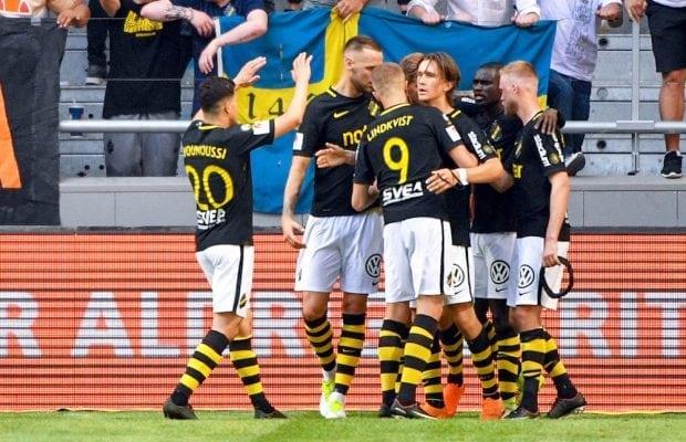 AIK Shamrock Rovers TV-kanal - vilken kanal visar & TV-tider AIK Shamrock i Europa League?