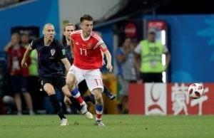 Bekräftar: Aleksandr Golovin skriver på för AS Monaco