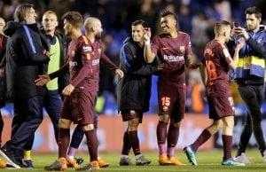 Bekräftar: Paulinho kan lämna Barcelona i sommar