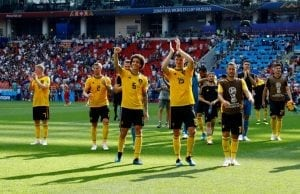 Belgien Brasilien startelvor