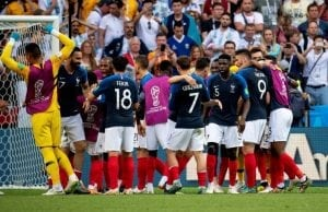 Frankrike Belgien gratis stream