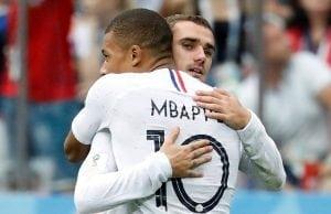 Frankrike Belgien startelva, laguppställning & H2H statistik – VM 2018!