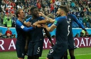 Frankrike Kroatien laguppställning & startelvor inför fotbolls VM finalen 2018!