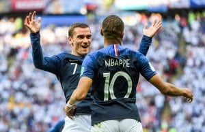 Frankrike Kroatien resultat & Head-to-Head statistik inför fotbolls VM finalen 2018!
