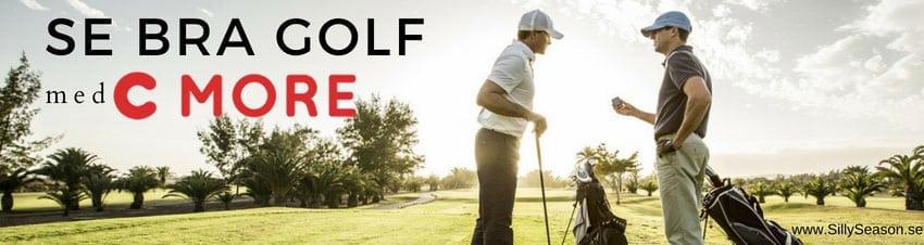 Golf TV-rättigheter Sverige