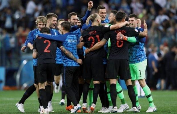 Kroatien England odds