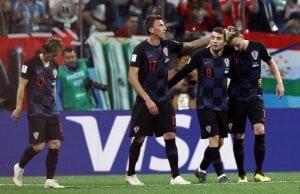Kroatien Ryssland startelvor