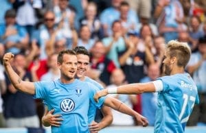 Malmö FF Cluj Vilken kanal
