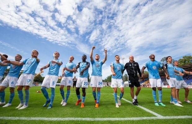 Malmö FF FC Drita TV-kanal – vilken kanal visar & TV-tider MFF Drita i Champions League?