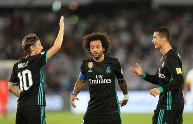 Modrid: Ronaldo stannar i klubben
