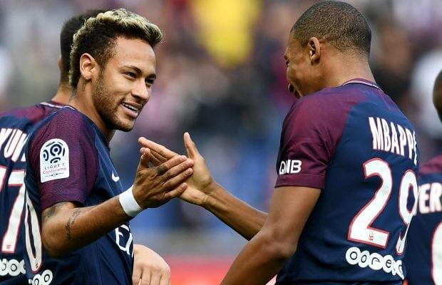 Neymar och Mbappe vill stanna i PSG
