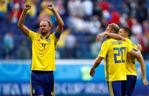 Odds tips Sverige England få 20.00 i odds på Sverige att vinna över England!