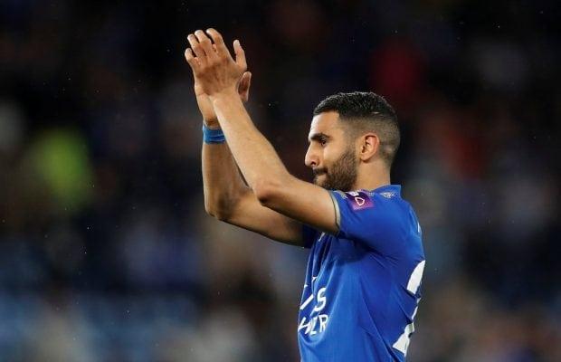 Officiellt: Riyad Mahrez skriver på för Manchester City