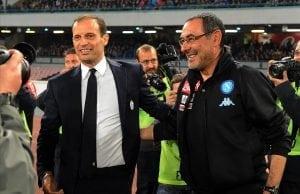 Presidenten Sarri nära Chelsea