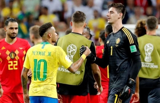 Real Madrid om en Neymar-affär