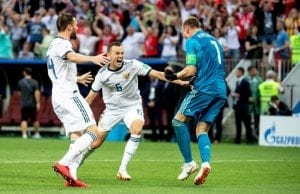 Ryssland Kroatien gratis stream