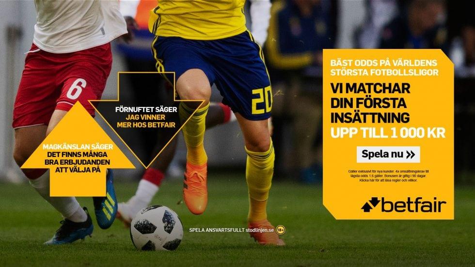 Så går Sverige vidare till EM 2020!