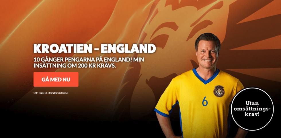 Speltips Kroatien England - odds tips Kroatien England, Fotbolls VM 2018!