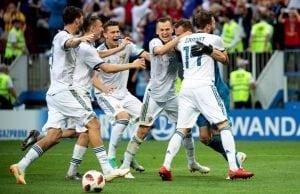 Speltips Ryssland Kroatien