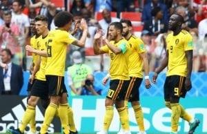 Streama Brasilien Belgien VM 2018