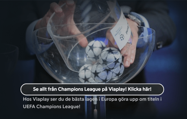 Streama Champions League live stream online