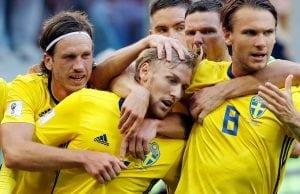 Sverige England mål höjdpunkter: highlights från Sverige-England VM 2018!